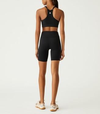 Tory Burch High-Rise Weightless Bike Shorts