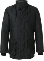 Fay classic padded jacket - men - Feather Down/Polyamide - S