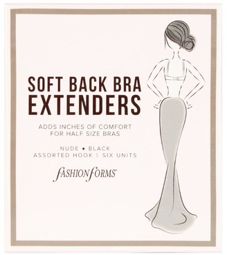 Fashion Forms Bra Extenders (Pack Of 6)