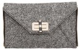 Diane von Furstenberg 440 Gallery Zip Out Clutch