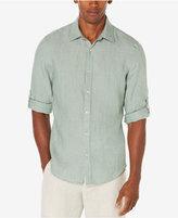 Perry Ellis Men's Big & Tall Jacquard Shirt