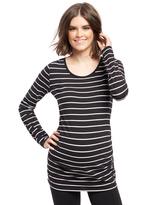 Motherhood Bumpstart Long Sleeve Maternity T-shirt (2 Pack)