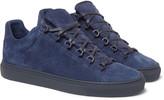 Balenciaga - Arena Suede Sneakers