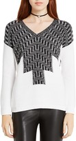 BCBGeneration Intarsia Knit Sweater