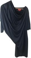 Vivienne Westwood Black Viscose Dresses