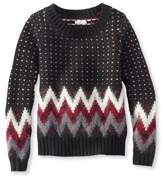 L.L. Bean Signature Monroe Wool Pullover Sweater, Fair Isle