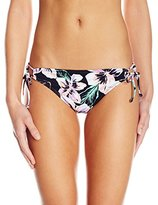 Bikini Lab Women's Tropic Full Of Sunshine Adjustable Hipster Bottom