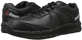 Reebok Work Guide Work Steel Toe (Black) Men's Work Boots