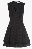 Derek Lam Fit And Flare Dress