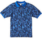 Nautica Little Boys' Letter Polo Shirt (2T-7)