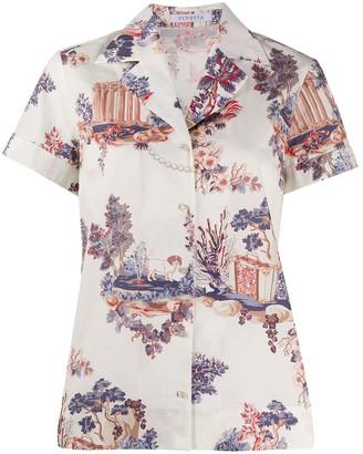 VIVETTA Rural-Print Shirt