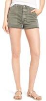 Hudson Women's Mka Military High Waist Shorts