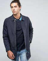 Ellesse Italia Overcoat With Zip