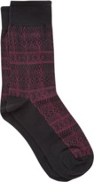 yd. Aztec Design Sock