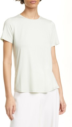 Eileen Fisher Short Sleeve Jersey Tee