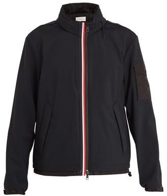 Moncler Ventoux Technical Jacket - Black