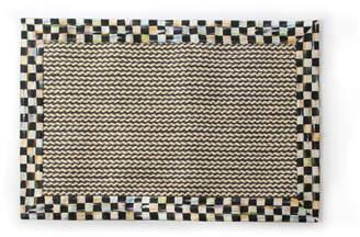 Mackenzie Childs MacKenzie-Childs Braided Wool/Sisal Rug, 2' x 3'