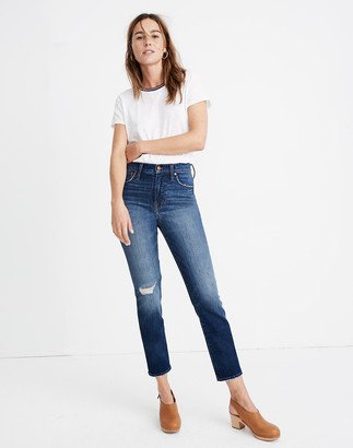 Madewell The Perfect Vintage Jean in Bellbrook Wash: Comfort Stretch Edition