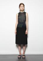 Alexander Wang Accordian Pleated Skirt