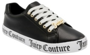 Juicy Couture Chatter Logo Sneakers Women's Shoes