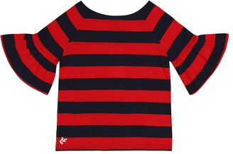 Polo Ralph Lauren Kids Striped cotton shirt