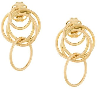 NATASHA SCHWEITZER mini Stevie earrings