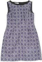 Prada Purple Wool Dress for Women