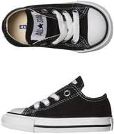 Converse Tots Chuck Taylor All Star Lo Shoe Black