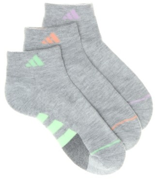 adidas Cushioned Women's Ankle Socks - 3 Pack