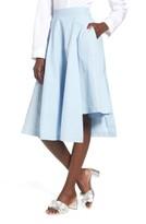 J.o.a. Women's Step Hem Skirt