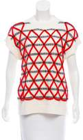 Henrik Vibskov Patterned Knit Top