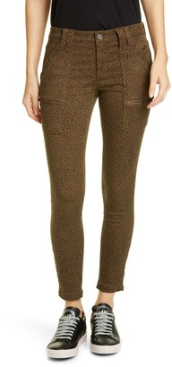 Joie Park Mid Rise Skinny Pants