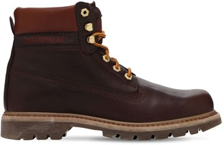 Caterpillar Colorado Lux Oiled Leather Boots