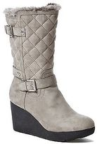 GUESS Women's Heidy Wedge Booties