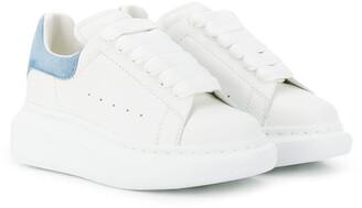 ALEXANDER MCQUEEN KIDS Extended Sole Oversized Sneakers