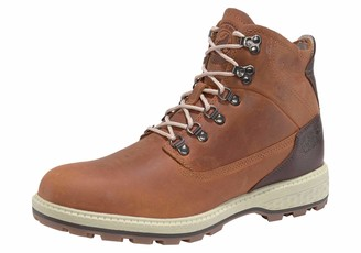 Jack Wolfskin Men's Jack MID Oiled Leather Boot Combat