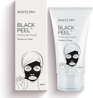 BeautyPRO Black Peel Mask With Activated Charcoal 40Ml