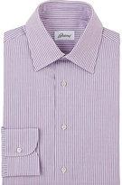 Brioni Men's Striped Cotton Shirt