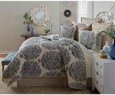Southern Living Hanover Floral Cotton & Linen Quilt Mini Set