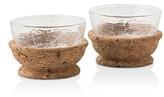 Juliska Quinta Hugo Natural Pinch Bowls, Set of 2