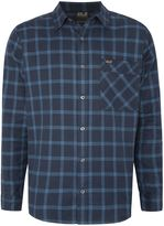 Jack Wolfskin Checked Glacier Shirt