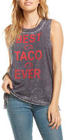 Chaser Best Taco Ever Tee