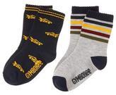Gymboree Cars & Stripes Socks