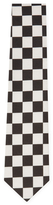Givenchy Cotton Checkered Tie