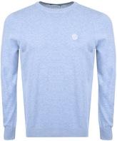 Henri Lloyd Miller Knit Jumper Blue