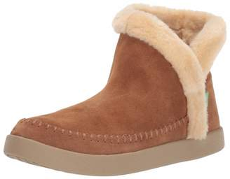 Sanuk Women's Nice Bootah Suede Boot