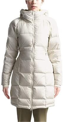 The North Face Acropolis Parka (Asphalt Grey) Women's Coat