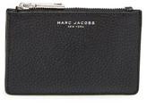 Marc Jacobs Women's Gotham Leather Wallet - Black