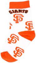 For Bare Feet Toddlers' San Francisco Giants All Over Socks