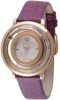 Versace Venus Collection VQV050015 Women's Stainless Steel Quartz Watch